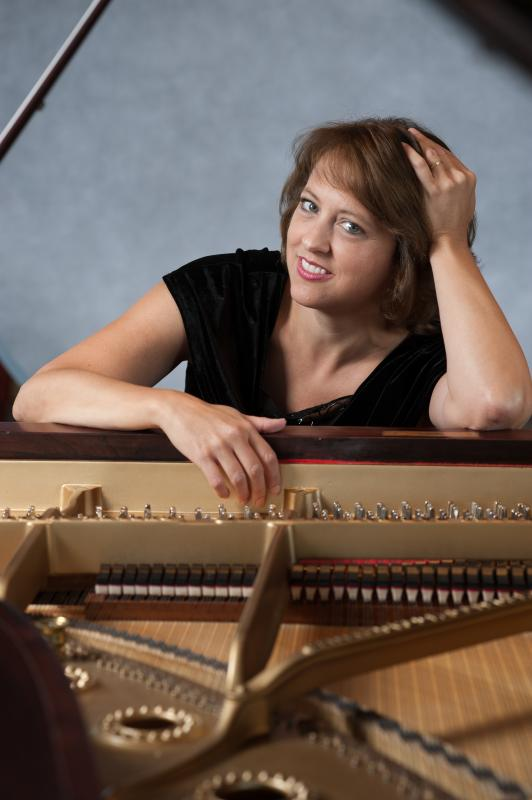 Classical Piano Teacher, Dr. Lisa Rehwoldt